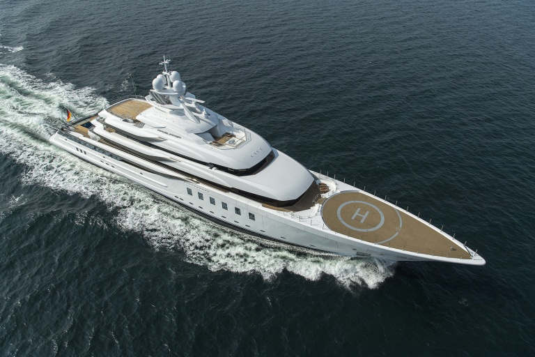 Lurssen presents Madsummer  at the upcoming Monaco Yacht Show 2019