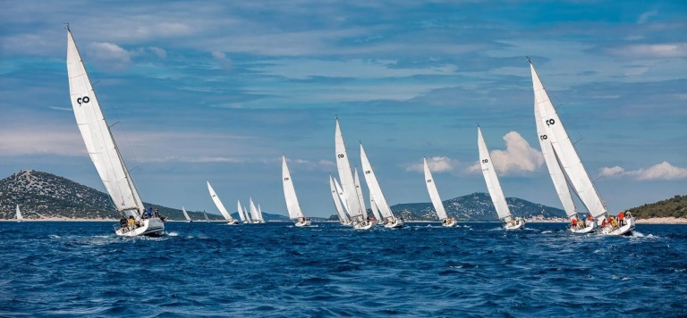 Регата United Sailing Week в Хорватии